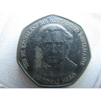 Ямайка 1 доллар 1995 г.