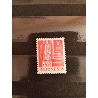 1949 Индонезия искусство зубцовка 12,5 MNH** (3-2)