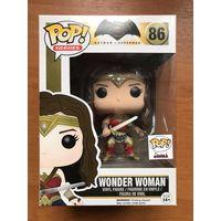 Фигурка Фанко Поп Чудо Женщина (Funko POP Wonder Woman)