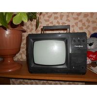 Маленький телевизор сапфир ссср