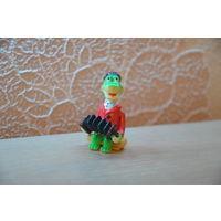 """Игрушка серии """"Крокодил Гена"""" (Крокодил). Ландрин_Лот И067"""
