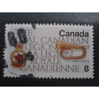 Канада 1975 герб канадского королевского легиона