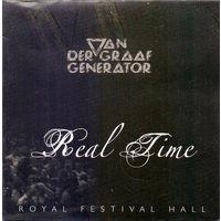 Van Der Graaf Generator - Real Time - Royal Festival Hall (2007, 2xAudio CD)