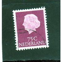 Нидерланды. Ми-629.Королева Юлиана. 1953