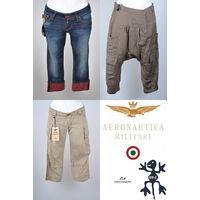 Капри итальянских брендов DANIELE ALESSANDRINI, AERONAUTICA MILITARE, EX-J, 100 % оригинальные