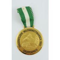 Швейцария, Памятная медаль 1993 год . - Большая, оч. Тяжёлая -