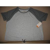 Спортивная футболка для солидной дамы C&A XXL (наш 58-60 примерно)