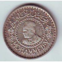 Марокко 500 франков 1956 г. - состояние ! Цена снижена !