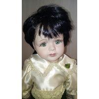 Кукла фарфоровая номерная