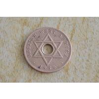 Западная Африка 1 пенни 1956 Н