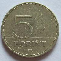 5 форинтов 2002 Венгрия