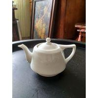 Чайник заварник 20-30 гг., фарфор, чайник, целый