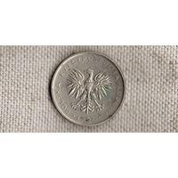 Польша 10 злотых 1987 /(Va)