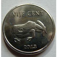 О.Саба 5 центов 2013 г