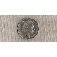 Австралия 50 центов 2005/Мельбурн 2006/ОИ/СПОРТ(Sp)