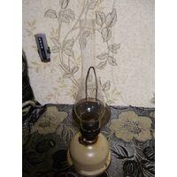 Керосиновая лампа с отражателем