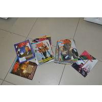 """Журнал эпохи  перестройки """"Эхо  планеты"""".Издавался с 1988 года. 39 НОМЕРОВ 1994 и 1996 годов!"""