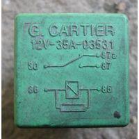 101200 Citroen C5 01-04 реле вентилятора 12v-35a-03531