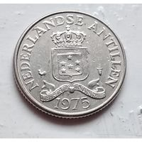 Нидерландские Антильские острова 25 центов, 1975 1-1-3