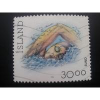 Исландия 1994 плавание