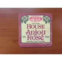 Подставка под вино House Anjou Rose /Великобритания/