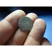 Гривенник 1789 СПБ (короткая шея) (1) Екатерина II