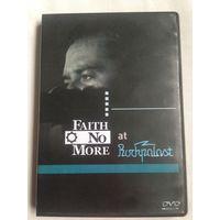 РАСПРОДАЖА DVD! FAITH NO MORE