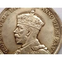 Канада 1 доллар 1935 г. Георг V (XXV -лет коронации), серебро, год-тип.