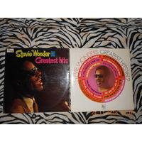 STEVIE WONDERS  Greatest Hits & Vol.2