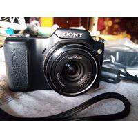 Фотоаппарат Sony Cyber-shot DSC-H20, б/у, хорошее состояние.