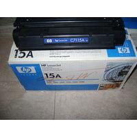 Картридж Hewlett Packard Laserjet C7115A