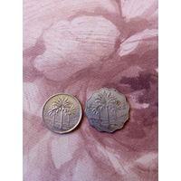 Ирак 2 монеты