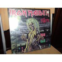 IRON MAIDEN - Killers LP -1981г.