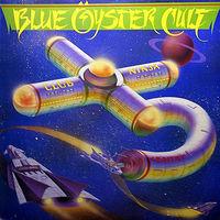 Blue Oyster Cult, Club Ninja, LP 1986