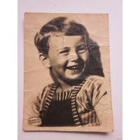 Фото.Мальчик. государственная Художественная Фотография.