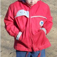 Куртка на дошкольника осенне-весенняя