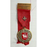 Швейцария, Памятная медаль. (М270)