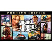 Аккаунт Epic Games с GTA V Premium Edition