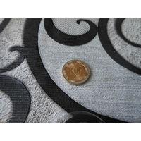 КОЛУМБИЯ 500 песо 2014 год(лягушка ,биметалл)