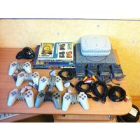 Sony PlayStation 1 куча добра