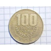Коста-Рика 100 колонн 1999