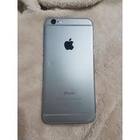 """Apple Iphone 6 Space Gray  Европеец. Заблокирована учетная запись Icloud (Apple ID).  Продаю на запчасти или восстановление.  Цена всего 170 по курсу или 340 рублей.  ПИСАТЬ ТОЛЬКО ПО ДЕЛУ!  """"УМНИКАМ"""""""