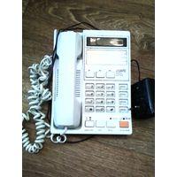Телефон домашний-(АОН-7р (есть проблема) +руководство.