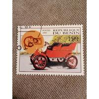 Бенин 1997. Форд 1903