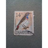 Чехия. Птица. 1994г. гашеная