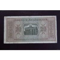 Германия 20 марок 1939