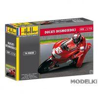 Мотоцикл DUCATI Desmosedici Loris Capirossi, сборная модель 1/12 Heller80912