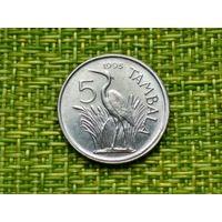 Малави 5 тамбала 1995