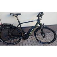 Электровелосипед KTM.