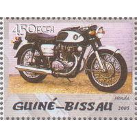 Мотоцикл Honda Гвинея-Бисау 2005 г (10)